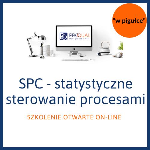SPC - statystyczne sterowanie procesami